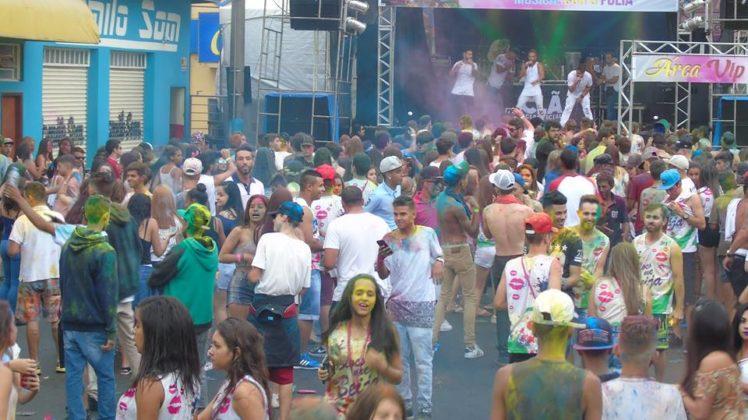 Festival das Cores!
