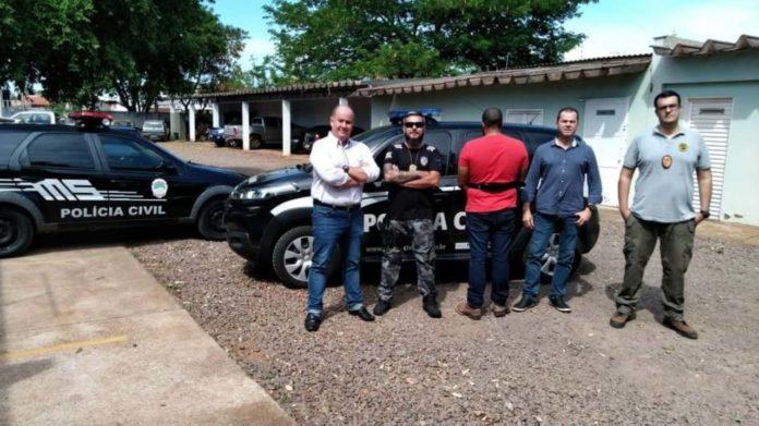Policiais civis de Ouro Fino