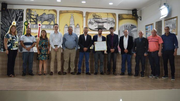 Câmara Municipal presta homenagem aos 40 anos de EPTV Sul de Minas