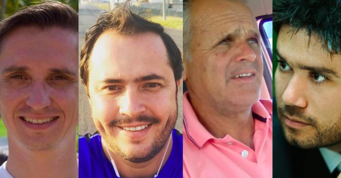 Candidatos prefeito Ouro Fino
