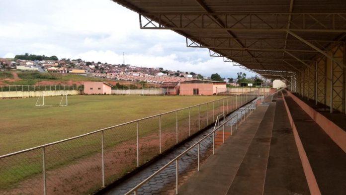 Campo de futebol do bairro Gargatá