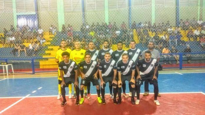 Seleção de Ouro Fino de Futsal