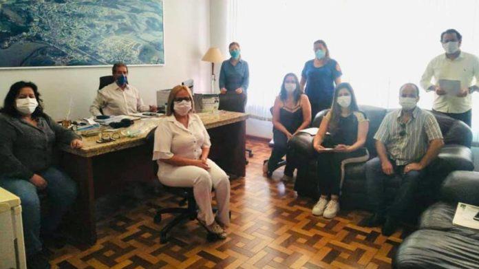 Prefeitura adota novas medidas contra o coronavírus