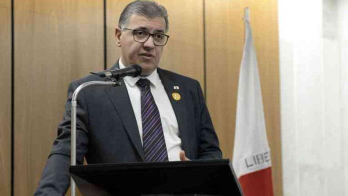 Carlos Eduardo Amaral (Secretario de Estado de Saúde)