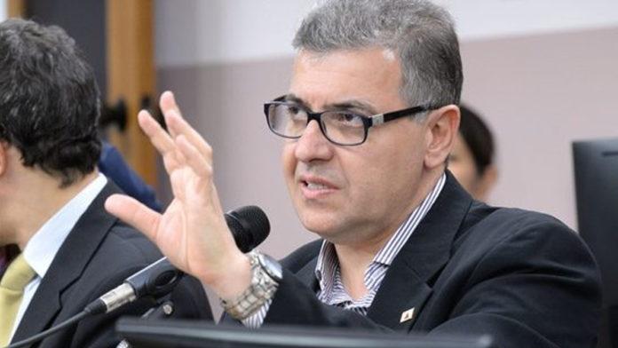Carlos Eduardo Amaral Secretario de Estado de Saúde de Minas Gerais