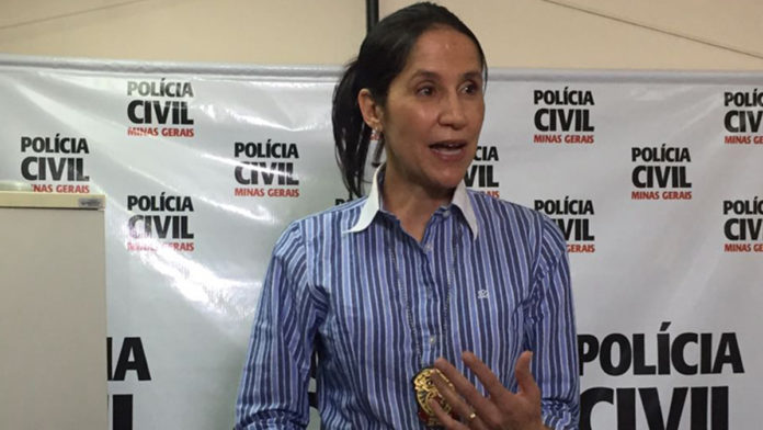 Delegada Maria Alice Faria