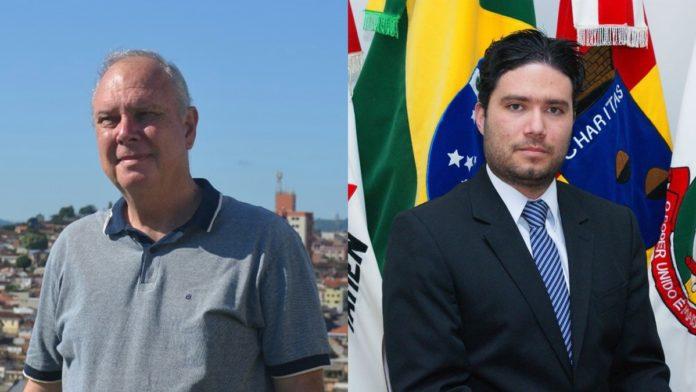 Henrique Wolf e Bruno Zucareli