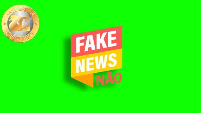 Fake news verde