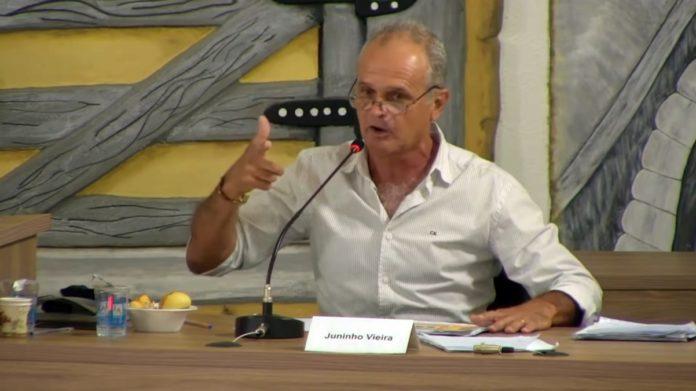 Juninho Vieira no debate