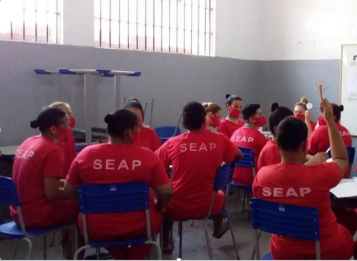 Cemig vai promover a cultura de eficiência energética a 133 agentes penitenciários e cerca de 1.300 recuperandos no estado Crédito: Divulgação