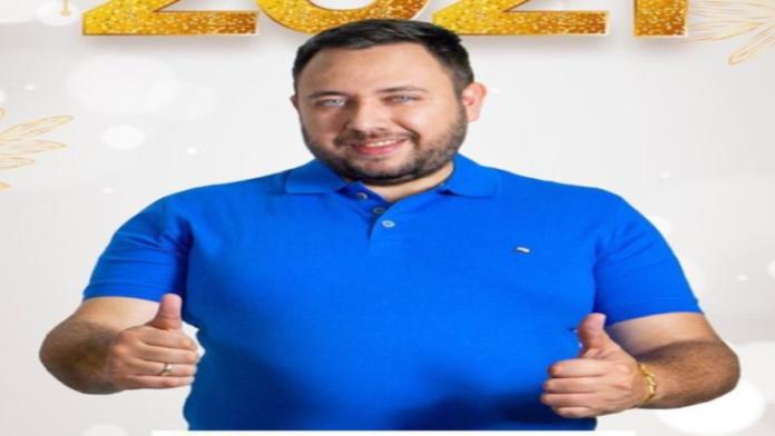 João Giordani confirmou sua pré-candidatura para Deputado Estadual por Minas Gerais